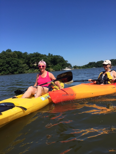 KayakingOnStillPond